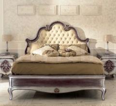 Кровать Boboli - rd/bk фабрика Benedetti Mobili