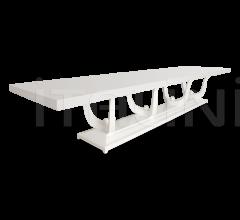 Итальянские столы для конференц зала - Стол FONTAINE 76-0161 фабрика Christopher Guy