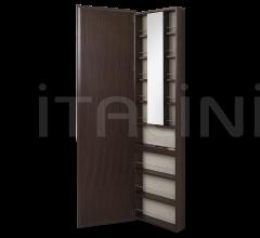 Итальянские шкафы туалетные - Шкаф CONCORDE CINQUE GAUCHE 88-0019 фабрика Christopher Guy