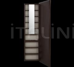 Итальянские шкафы туалетные - Шкаф CONCORDE CINQUE DROITE 88-0020 фабрика Christopher Guy