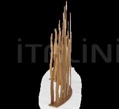Итальянские камины - Каминная решетка FEU 46-0474 фабрика Christopher Guy