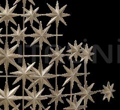 Итальянские камины - Каминная решетка CONSTELLATION FIREGUARD 46-0564 фабрика Christopher Guy