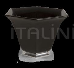 Итальянские цветочные горшки - Кашпо HEXAGONE 46-0426 фабрика Christopher Guy