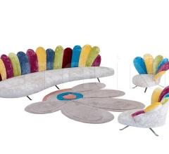 Итальянские стулья, кресла - Кресло Viola Baby фабрика IL Loft