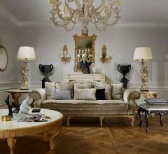 Трехместный диван 1404 фабрика Roberto Giovannini