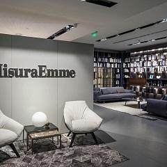 MisuraEmme открытие шоурума в Пекине - Итальянская мебель