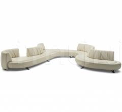 Модульный диван DS-1064 фабрика De Sede