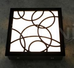 Потолочный светильник RECESSED PL SQUARE фабрика Contardi