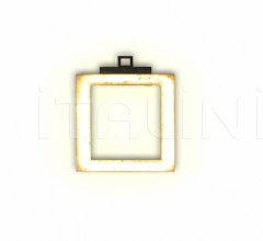 Настенный светильник UFFIZI AP 1 фабрика Contardi
