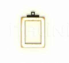 Настенный светильник UFFIZI AP 2 фабрика Contardi