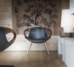 Кресло Up Lounge 917 фабрика Tonon