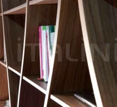 Книжный стеллаж Silhouette 642 фабрика Tonon