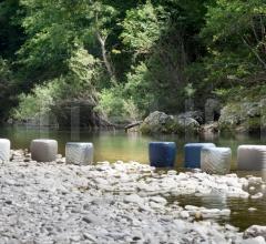 Итальянские столики - Столик River Stone 903 фабрика Tonon