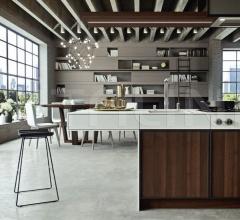Кухня MIX - DUSSELDORF фабрика Old Line