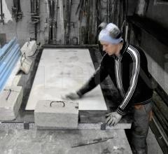 Стол обеденный Boiacca фабрика Kristalia