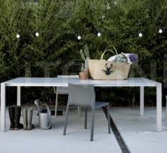 Итальянские столы - Стол обеденный Sushi Outdoor фабрика Kristalia