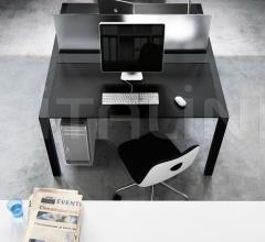 Итальянские компьютерные столы - Компьютерный стол Sushi Workstation фабрика Kristalia