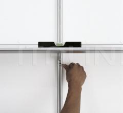 Модульный стеллаж Dot system фабрика Kristalia