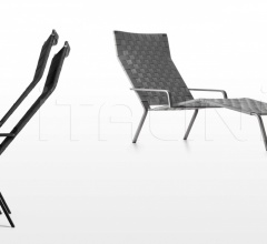 Итальянские шезлонги - Шезлонг Rest chais lounge фабрика Kristalia