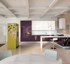 Кухня Carre 02 фабрика Ernestomeda