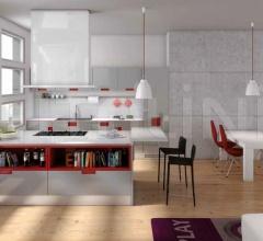 Кухня Carre 07 фабрика Ernestomeda