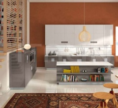 Кухня Carre 08 фабрика Ernestomeda