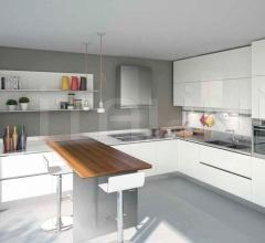 Кухня Emetrica 4 фабрика Ernestomeda