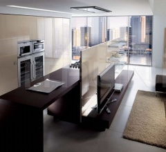 Кухня Silverbox 3 фабрика Ernestomeda