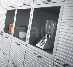 Кухня Silverbox 6 фабрика Ernestomeda