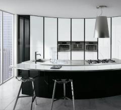 Кухня ElektraVetro 1 фабрика Ernestomeda