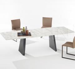Стол обеденный 1460 FONTANA фабрика Draenert