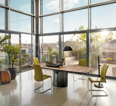 Стол обеденный 1224 ADLER II фабрика Draenert