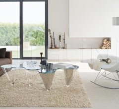 Кофейный столик 1640 TWIST фабрика Draenert