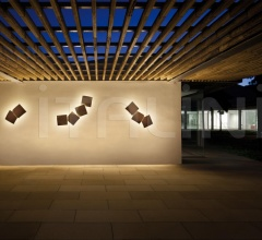 Настенный светильник Origami фабрика Vibia