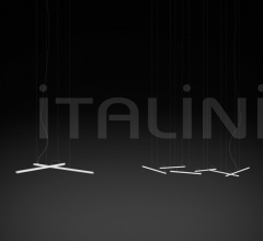 Подвесной светильник Halo Lineal фабрика Vibia