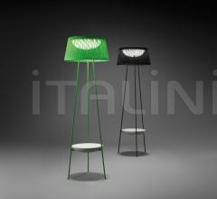 Итальянские уличные светильники - Напольный светильник Wind фабрика Vibia