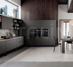 Итальянские угловые кухни - Кухня ARIA 4 фабрика Arredo3 srl