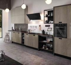Итальянские мини-кухни - Кухня ASIA 6 фабрика Arredo3 srl