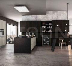 Итальянские кухонные гарнитуры - Кухня FRAME 2 фабрика Arredo3 srl