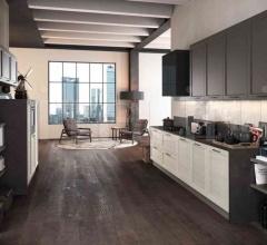 Итальянские мини-кухни - Кухня FRAME 5 фабрика Arredo3 srl