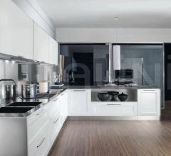 Итальянские кухонные гарнитуры - Кухня GIO 1 фабрика Arredo3 srl