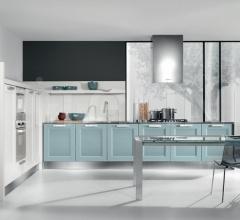 Итальянские угловые кухни - Кухня GIO 8 фабрика Arredo3 srl