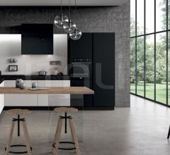 Кухня GLASS 2 фабрика Arredo3 srl