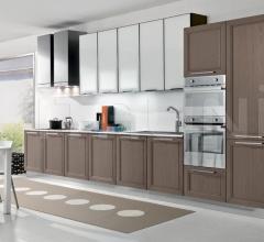 Итальянские мини-кухни - Кухня ITACA 4 фабрика Arredo3 srl