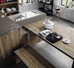 Кухня KALI 1 фабрика Arredo 3 srl