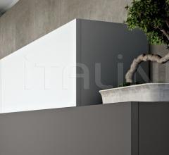 Итальянские мини-кухни - Кухня LINEA 2 фабрика Arredo3 srl