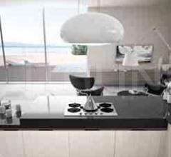 Итальянские угловые кухни - Кухня LINEA 4 фабрика Arredo3 srl