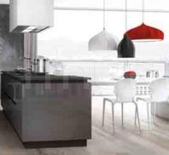 Итальянские кухни с островом - Кухня PLANA 3 фабрика Arredo3 srl