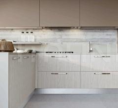 Итальянские кухонные гарнитуры - Кухня LUNA 1 фабрика Arredo3 srl