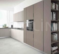 Итальянские кухонные гарнитуры - Кухня PENTHA 4 фабрика Arredo3 srl